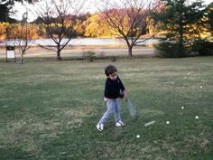 The future of golf!