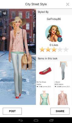 Covet Fashion: City Street Style
