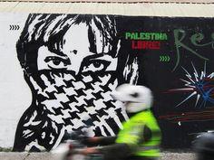 Palestina Libre! by Toxicómano, via Flickr