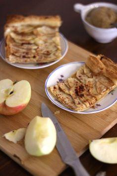 As Minhas Receitas: Tarte Simples de Maçã (e ainda a questão do açúcar na alimentação do Zé Maria)
