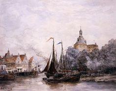 Maestros del paisaje: Las marinas de Hendrik Willem Mesdag - TrianartsTrianarts