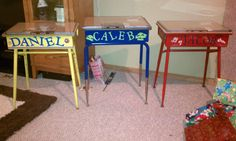 Their own desk for home