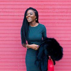 Vestido listrado #stripes #dress