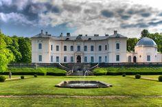 Palangos gintaro muziejus - Palanga Amber Museum - Lithuania