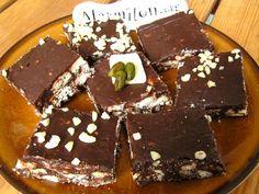 Pavés au chocolat au lait concentré sucré : Recette de Pavés au chocolat au lait concentré sucré - Marmiton