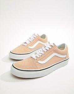 a086531115ef Vans Old Skool Sneakers In Pink VA38G1Q9X