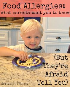 This is MUST-READ these days. If you don't know someone with food allergies, you will! What to say, how to help, even play-date and party tips. Specific, grace-filled, humorous tips for loving those you meet who have food allergies.