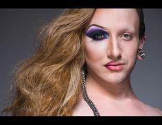 Photographer Leland Bobbé Captures Drag Queens in Half Drag