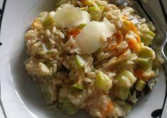 Απίθανο ριζότο λαχανικών συνταγή από cookaholic - Cookpad Grains, Rice, Health, Food, Health Care, Essen, Meals, Seeds, Yemek