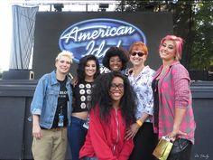 American Idol 2014 - Marymoor Park Redmond, WA (4)