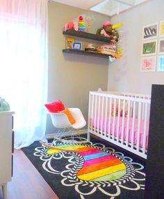 Nursery  via Apartment Therapy: Family
