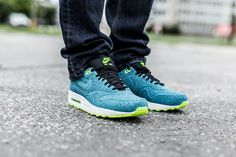 nike air max blue leopard