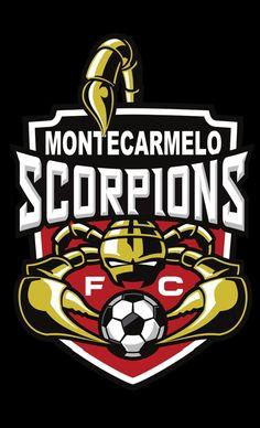 Scorpions Jersey Atletico Madrid, Shield Logo, Sports Logo, Scorpion, Design Reference, Porsche Logo, Soccer, Logos, Sport