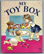 """My Toy Box,"" illustrated by Eloise Wilkin"