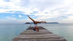 What it's really like to be a traveling yoga teacher