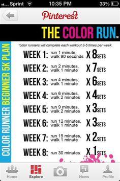 Runner beginner 5k