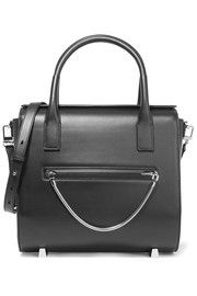 Chastity leather shoulder bag | Alexander Wang | $506 @ The Outnet
