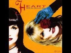 ▶ Heart- Desire Walks On (Full Album) - YouTube