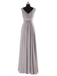Cocomelody Sexy V-neck Beaded Long Chiffon Evening Dress Bbal0058g 2 Grey COCOMELODY,http://www.amazon.com/dp/B00GYSZGU6/ref=cm_sw_r_pi_dp_Lo6xtb1GC8XM3D6V