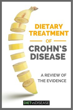 There is a lot of misinformation online about treating Crohn's disease. This article takes a science-based look at what diet changes might actually work. #fodmaps #foodintolerance Learn more here: http://www.DietvsDisease.org/crohns-disease-diet-treatment/