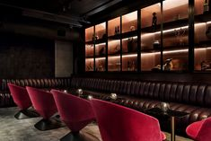 Himitsu (Atlanta, United States), The Americas Bar | Restaurant & Bar Design Awards