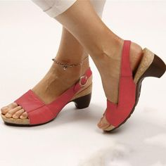 Item ID: G2844 Upper Material:PU Shoes Style:Buckle Strap Heel Type:Low Heel Occasion:Daily,Casual Toe Type:Open Toe Gender:Women Theme:Spring/Fall,Summer Shipping Receiving time = Processing time + Shipping time Return Policy Our Guarantee Return or exchange within 14days from the delivered date. Request: 1. Items Strap Heels, Strap Sandals, Pumps Heels, Wedge Sandals, Leather Sandals, Summer Sandals, High Heels, Gladiator Sandals, Low Wedge Shoes
