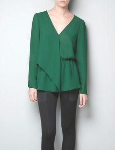 Esmeralda...¿O esperanza? - Compras Elle - Moda Otoño Invierno 2012 - ELLE.es - ELLE.ES