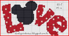 Thrilling Designing Your Own Cross Stitch Embroidery Patterns Ideas. Exhilarating Designing Your Own Cross Stitch Embroidery Patterns Ideas. Disney Cross Stitch Patterns, Cross Stitch For Kids, Cross Stitch Heart, Cross Stitch Designs, Cross Stitching, Cross Stitch Embroidery, Embroidery Patterns, Hand Embroidery, Stitch Cartoon