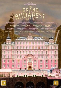 The Grand Budapest Hotel  http://encore.greenvillelibrary.org/iii/encore/record/C__Rb1378370