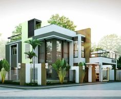 Modern Design Houses contemporary house styles | kerala home design architecture house