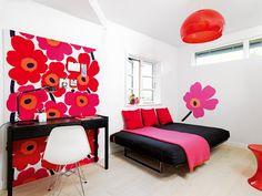Teenageværelse i fuldt flor - BO BEDRE