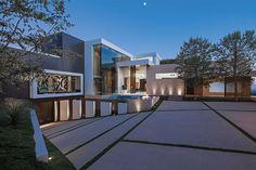 1201 Laurel Way in Beverly Hills by Michael Palumbo via @Highsnobiety