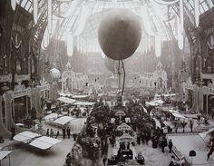 1909, Grand Palais, Paris