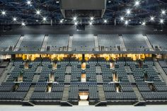 Gallery of The Accorhotels Arena / DVVD Engineers Architects Designers - 14
