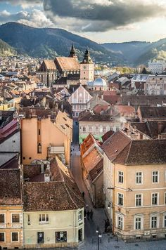 Mein Land, Brasov Romania, Visit Romania, Romania Travel, Europe On A Budget, Central And Eastern Europe, Mountain Resort, Best Cities, Where To Go