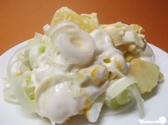 Schichtsalat | Cookarella – Rezepte, kreatives Kochen und mehr! ♥