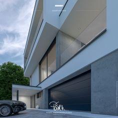 | DIMENSION 2018 | by POINTL MARTIN DESIGN STUDIOS Das Beste ist gerade gut genug und jedes Wohnkonzept so individuell wie seine Besitzer! Mehr Infos unter www.pmdstudios.at #exterior #wohndesign #architektur #raumgestaltung #entwurf #hausstil #architekturvisualierung