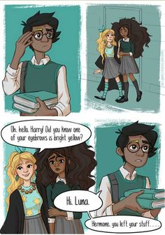 Post with 4298 votes and 130788 views. Tagged with funny, comic, harry potter, right in the feels; Harry Potter comics by Loquacious Literature Harry Potter Comics, Harry Potter Decor, Harry Potter Ships, Harry Potter Anime, Harry Potter Books, Harry Potter Fan Art, Harry Potter Memes, Hermione, Gina Weasley