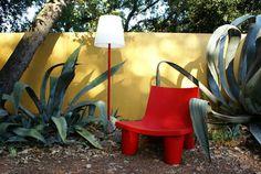 Ali Baba outdoor Floor lamp by Slide