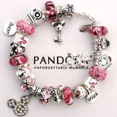 Ah Pink sensation <3 #PANDORAvalentinescontest