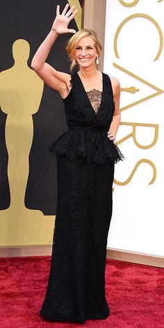 Academy Awards 2014: Arrivals : People.com Julia Roberts wearing Givenchy