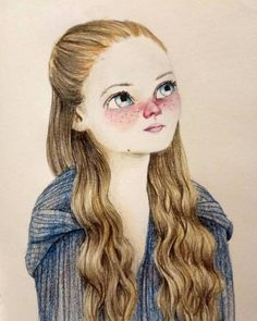 "butterflies-dragons: ""Sansa Stark by scosta. Butterfly Dragon, Sansa Stark, Dragons, Butterflies, Disney Characters, Fictional Characters, Disney Princess, Random, Illustration"