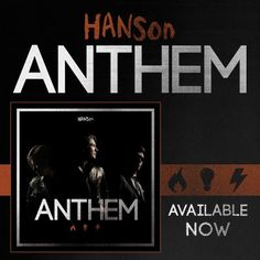 New album ANTHEM is available everywhere music is sold in USA & Canada! iTunes: https://itun.es/us/QiX0L + Amazon: http://amzn.to/11ISNSu