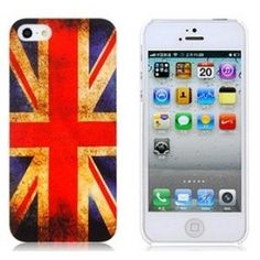 General Specs  TypeShell  PatternBritish national flag  MaterialPC plastic  CompatibilityiPhone 5  Package Details  Weight: 12.84 g   Size: 12.5*6.00*1.00 cm