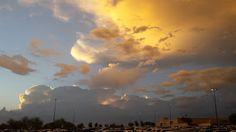 Parenting With a Smile: Wordless Wednesday: Arizona Sky
