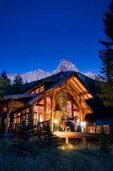 Cathedral Mountain Lodge « Recreation Sun