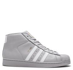adidas originali bambini pro model (ragazzo), i ragazzi le scarpe di luce solida