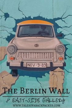 The Berlin Wall is one of the most striking remnants of Berlin's past, as the Wall crossed the whole of the city, and can still be seen in several areas of Berlin today.  Here is how to visit some sections of the Berlin Wall, to learn about the past, and investigate how Germans are looking to the future.