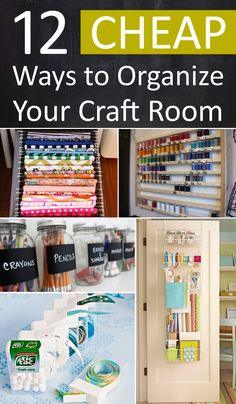 Diy projects and crafts sewing room organization, scrapbook organization, organization ideas, storage ideas Scrapbook Organization, Sewing Room Organization, Craft Room Storage, Organization Ideas, Craft Storage Ideas For Small Spaces, Organizing Crafts, Craft Storage Solutions, Small Craft Rooms, Crate Storage