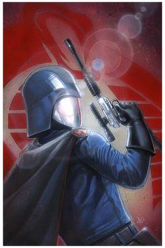 Cobra Commander - G.I. Joe - Ken Christiansen